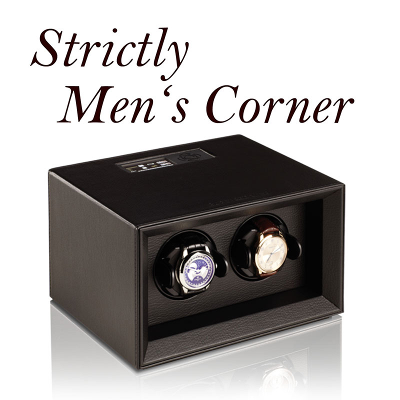 Strictly Men's Corner