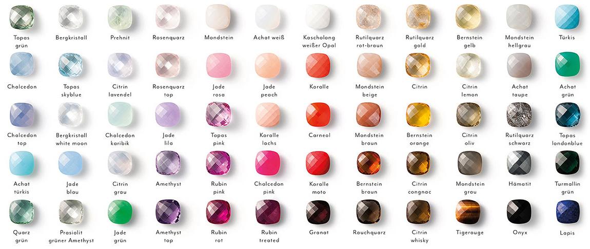 Farfallina Farben