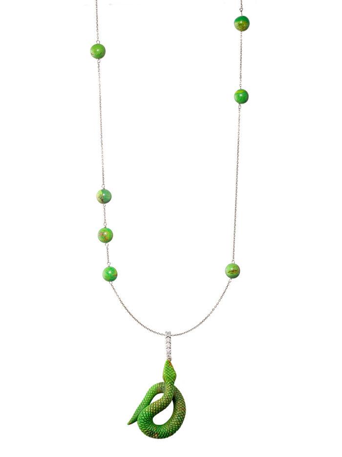 Halskette Kollektion Jungle
